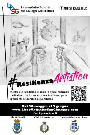 #ResilienzaArtistica