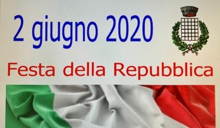 Grottaferrata celebra la Festa della Repubblica 2020