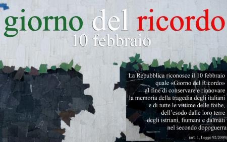10 Febbraio, Grottaferrata celebra il Giorno del Ricordo